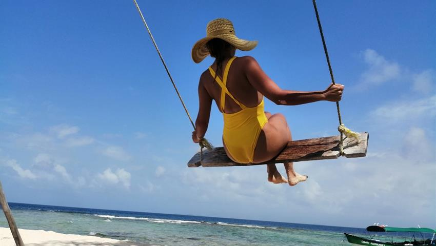 san blas 1, Tour de un día completo a las islas de San Blas desde la ciudad de Panamá