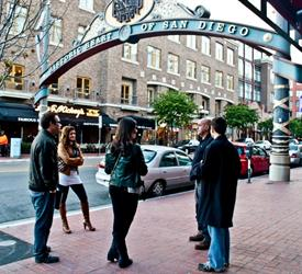 San Diego Gaslamp Tour, Walking Tours in United States