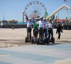 Santa Monica and Venice Beach Segway Tour, Tours On Wheels in United States