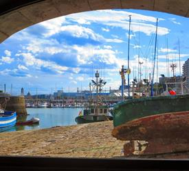 Santurtzi Nice Coastal Village , Sightseeing Tours in Spain