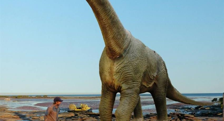 Scenic and Prehistoric Tour dinosaur, Scenic and Prehistoric Tour