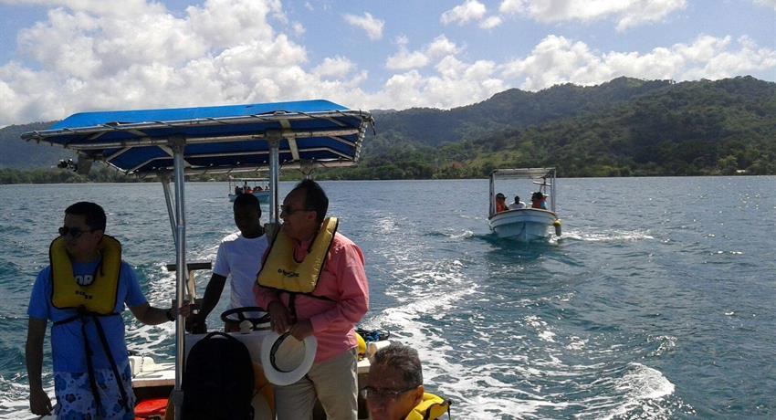 3, Portobelo Snorkeling Tour