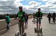 following the guide - tiqy, Segway Route in Cordoba