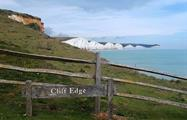 Seven Sisters and South Downs From Brighton 2, Seven Sisters and South Downs Explorer From Brighton
