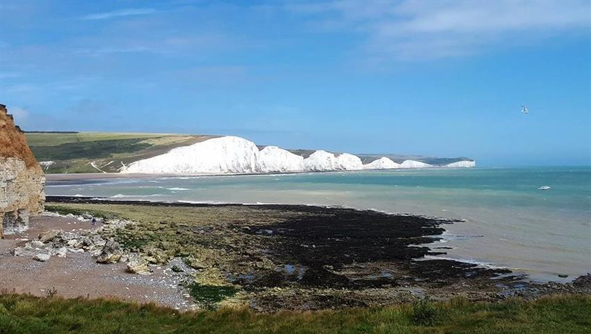 Seven Sisters and South Downs From Brighton 4, Seven Sisters and South Downs Explorer From Brighton