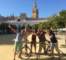 Seville Bike Tour