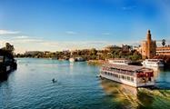 Seville River, Seville River Cruise & Walk