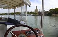 Cruise Tour, Seville River Cruise & Walk
