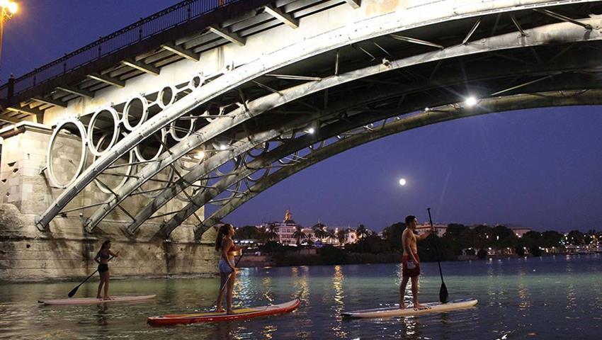 Paddle Surf, Seville Stand Up Paddle Surf
