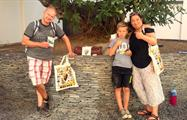 Sightseeing treasure for Hunt for tourist family, Sightseeing Treasure Hunt for Tourist