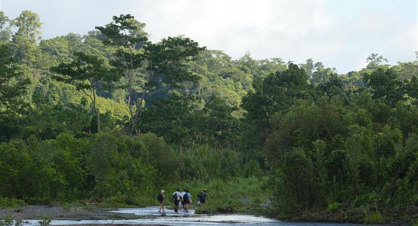 Yorkin River, Bribri Indigenous Reserve