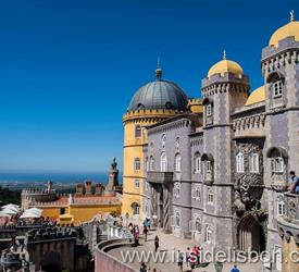 Sintra, Cascais and Estoril Tours