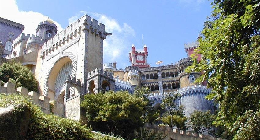 Sintra Parks Epic Self-Guided E-Bike Route, Ruta en E-Bike por los Parque de Sintra