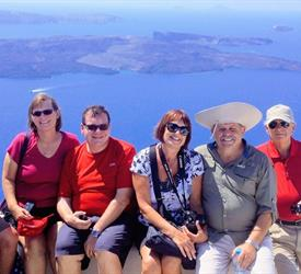 Small Group Santorini Sightseeing Tour, City Tours in Greece