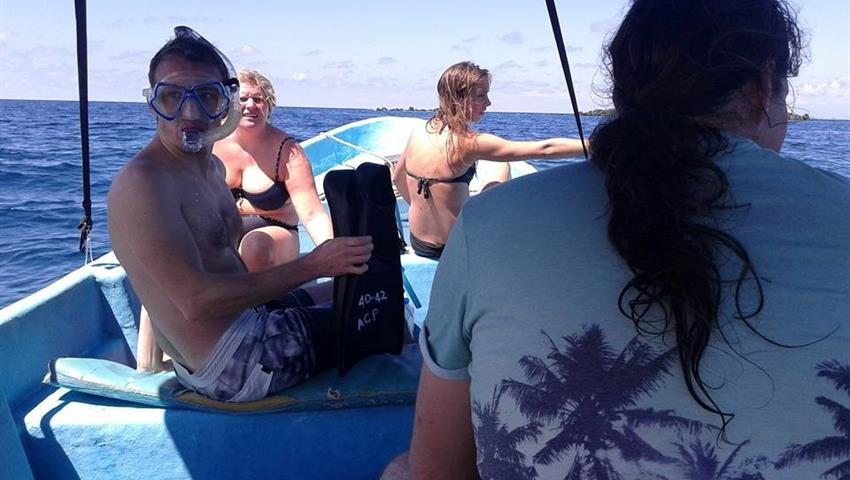 1, Día de Snorkel