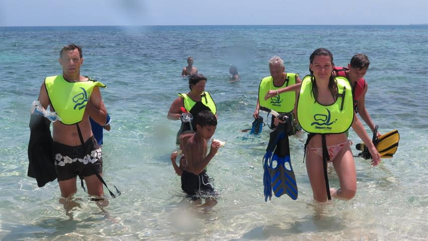 tour de snorkel familia, Snorkeling Varadero Tour