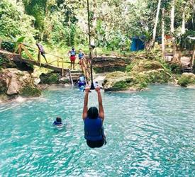 Irie Blue Hole Adventure Tour from Kingston, Adventure Tours in Jamaica