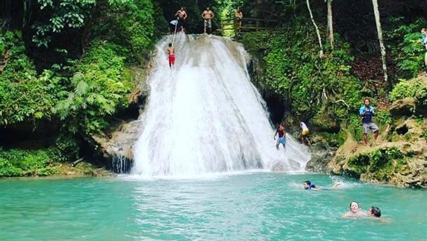 Irie Blue Hole Adventure Tour from Kingston, Irie Blue Hole Adventure Tour from Kingston