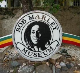 Bob Marley Museum Tour