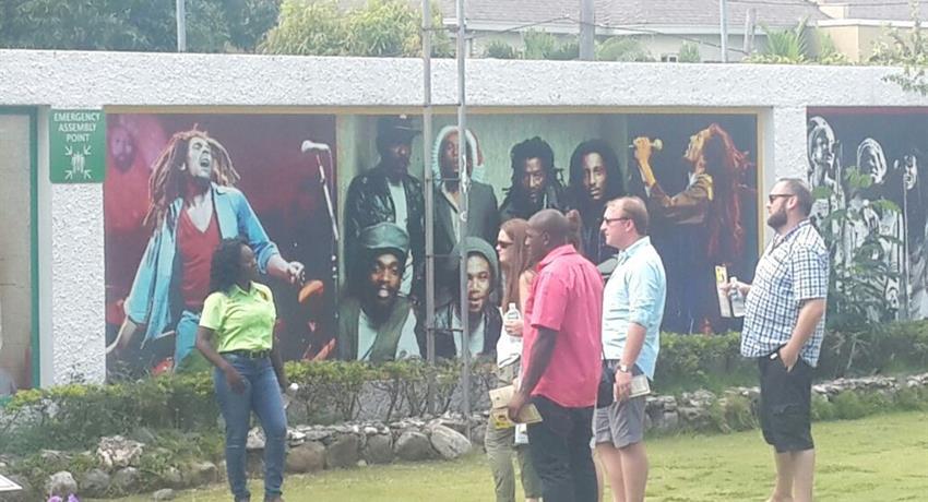 Bob Marley, Bob Marley Museum Tour
