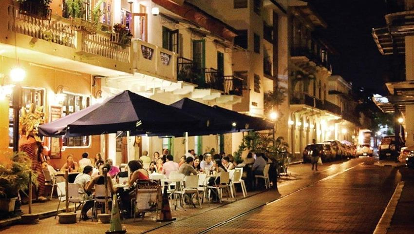 Drink Tour Panama Casco Antiguo, Soy Del Casco Night Tour