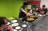 Final tasting in the end of classes - Tiqy, Spanish Cooking Class