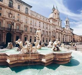 Rome Squares and Fountains Walking Tour