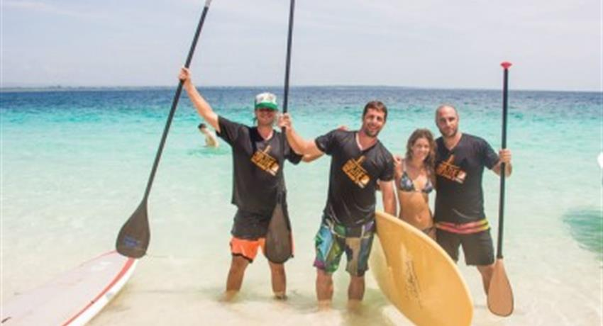 Suppp, Stand Up Paddle Board Lessons In Playa Venao