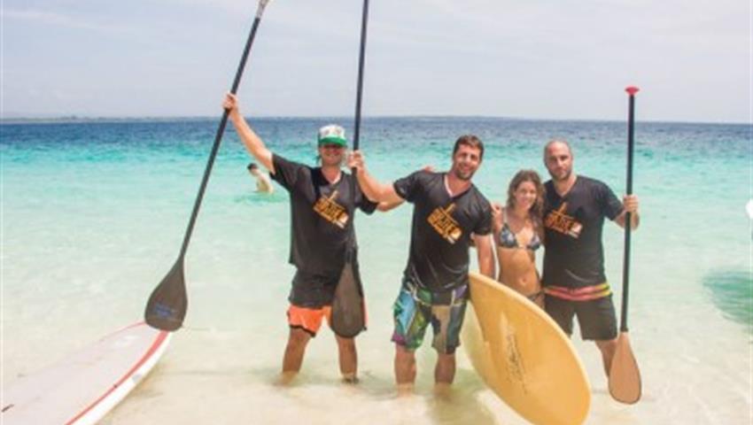 Suppp, Lecciones de Stand up Paddle Board en Playa Venao