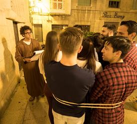 Stories, Illusions and Truths About Palma, Walking Tours in Mallorca, Spain