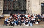 big group in the end of the tour - tiqy, Stories, Illusions and Truths About Palma