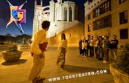 dramatized tour at night - tiqy, Stories, Illusions and Truths About Palma