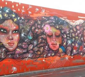 Street Art Workshop and Tour