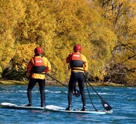 SUP the River – Lower Pro, Water Activities in New Zealand