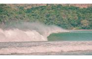 Beautiful wave, Surf Classes in Playa Venao
