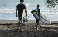 Family surfer, Surf Classes in Playa Venao
