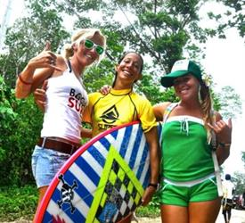 Tour Guiado de Surf en Bocas del Toro