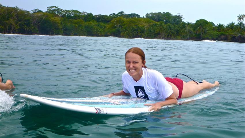 Passion, Surf Guiding Tour in Bocas del Toro