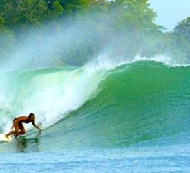 Surf Lessons in Bocas del Toro