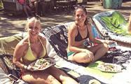 Chilling, Surf Shuttle in Bocas del Toro