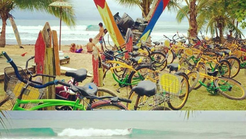 Back to the surfing, Surf Shuttle in Bocas del Toro