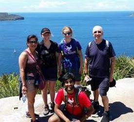 Sydney Coast Hike to Manly