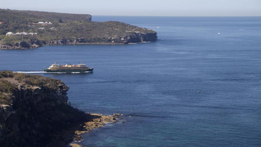 Sydney Coast Hike to Manly Beach coast view, Sydney Coast Hike to Manly