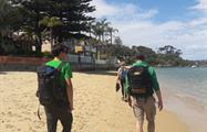 Sydney Coast Hike to Manly Beach guides walking, Sydney Coast Hike to Manly
