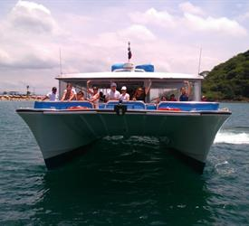 Taboga Island Day Pass