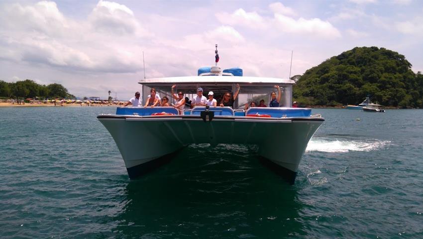 TABOGA ISLAND DAY PASS 1, Pasadía En Isla Taboga