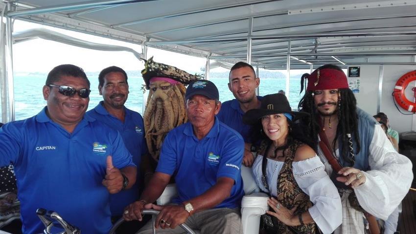 4, Excursión en Isla Taboga