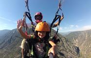 TANDEM PARAGLIDING EXPERIENCE FROM BARCELONA, Tandem Paragliding Experience from Barcelona