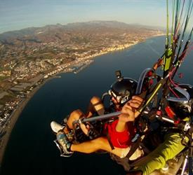 Tandem Paramotor Malaga, Adventure Tours in Spain