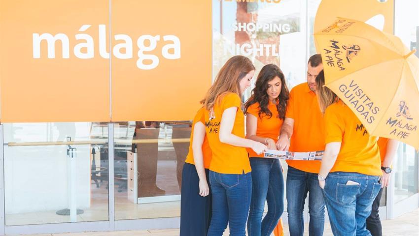 Malaga a Pie tour, Tapas Walking Tour